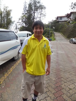 Edwin Moguring - Mountain Guide from Diverse Borneo