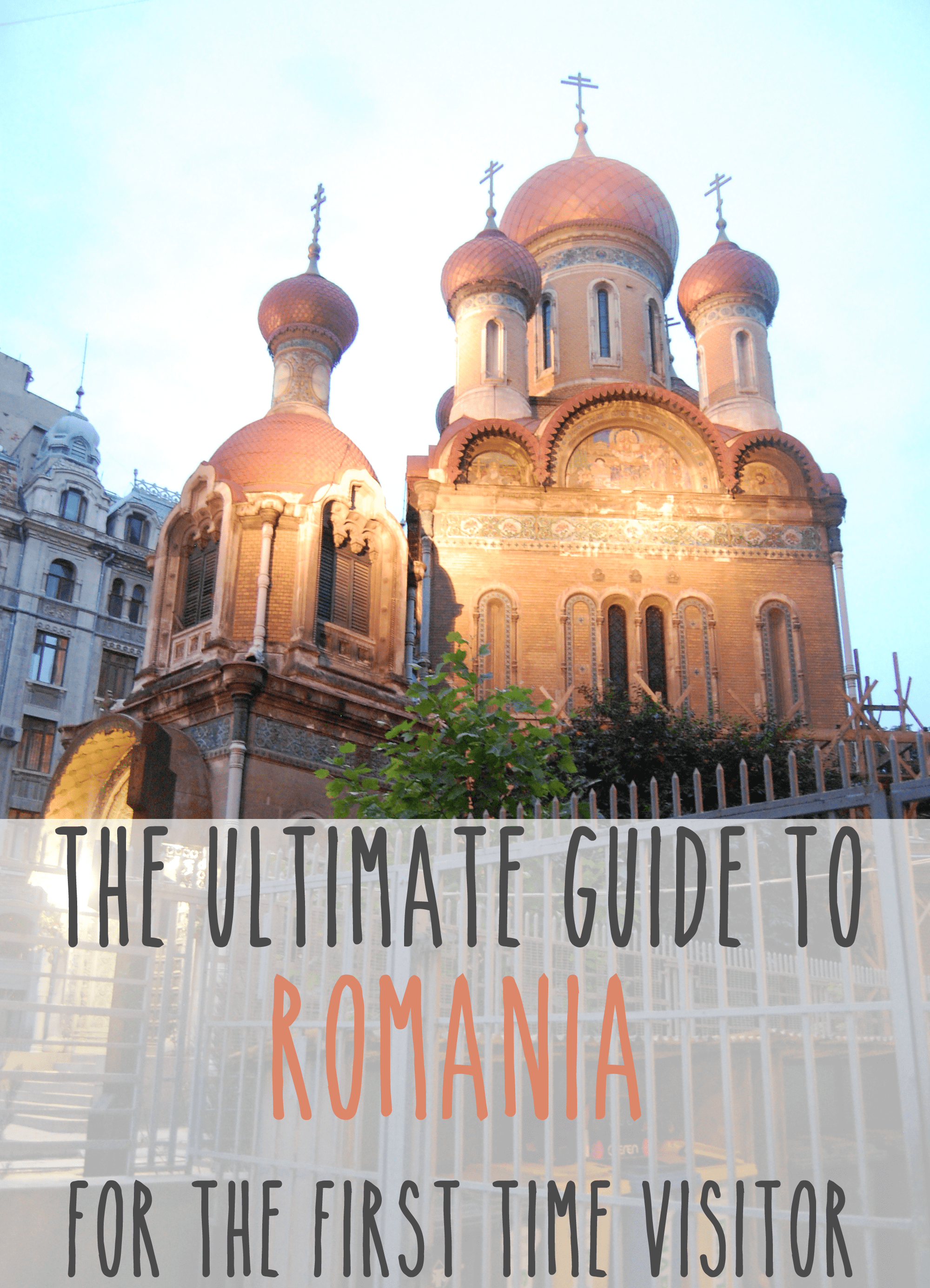 Romania Travel Tips