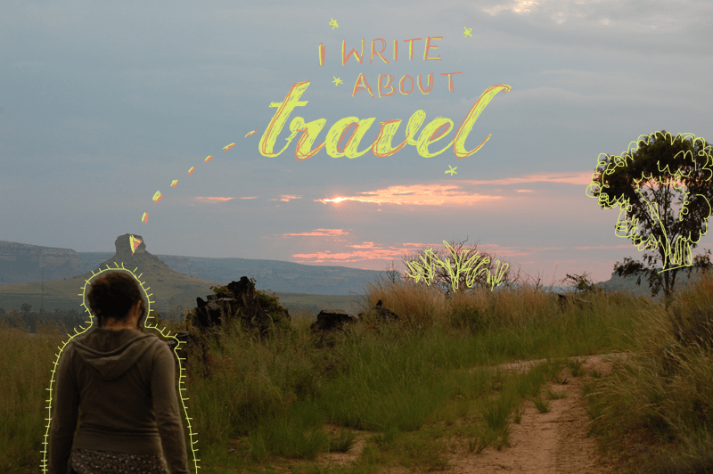 essay about my travel experience