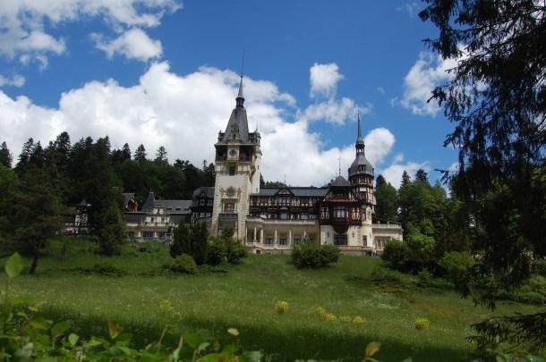 Peles Castle, Sinaia, castles in Romania