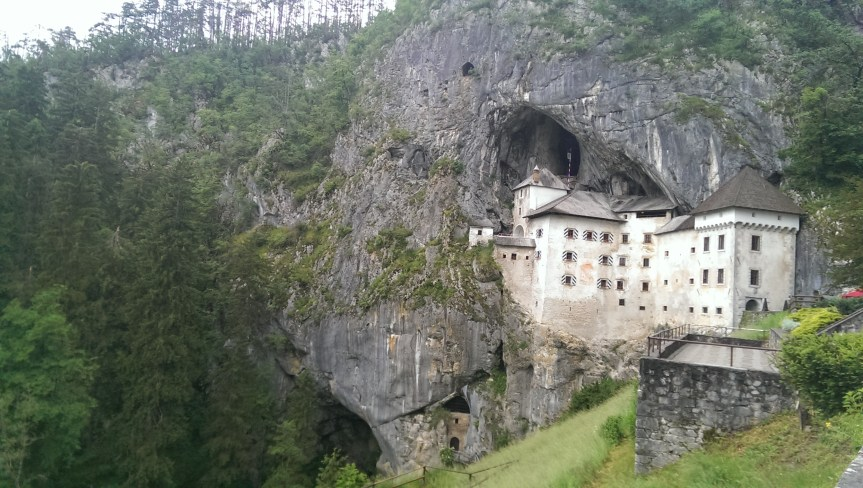 Predjama castle Slovenia, things to do in Slovenia