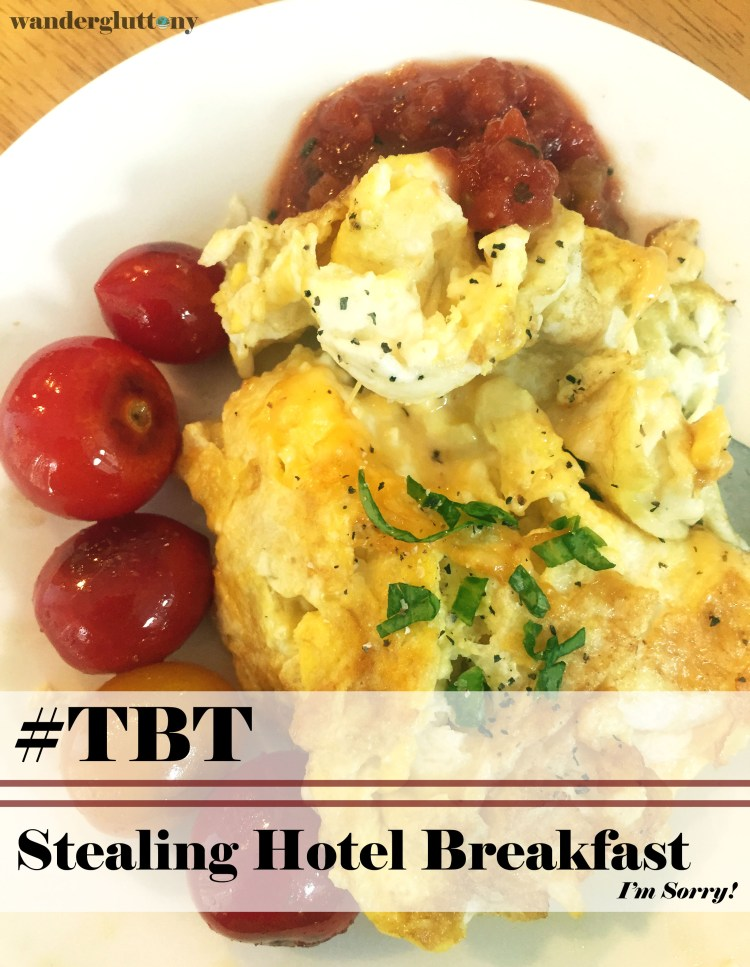 An open letter to the hotel I stole breakfast from in Rome. A frugal traveler's gotta do what we gotta do!