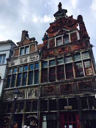 Delft historic architecture