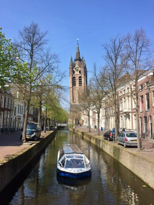 Delft Canal