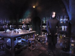 Snape ready for Potions Class