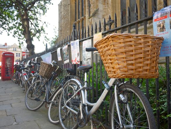 bikes of cambridge
