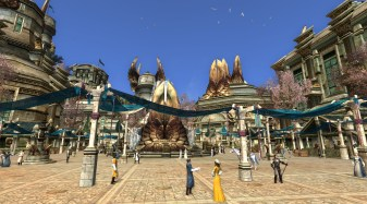 Court of the Fountain, Dol Amroth