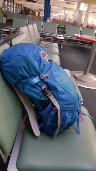 Osprey Sirrus 36 - A Traveller's Review