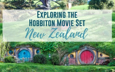 Stepping Into Middle Earth: Hobbiton, New Zealand