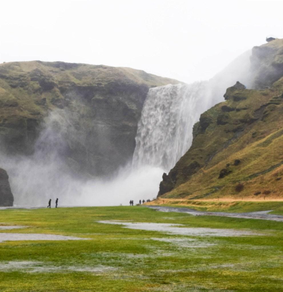 Skogafoss Waterfall: Iceland's South Coast