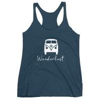 Wandering Bajans VW Vest