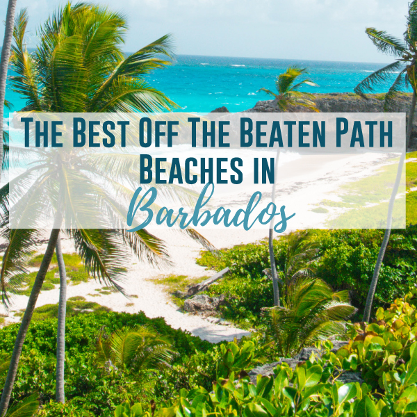 The Best Off The Beaten Path Beaches You Must Visit in Barbados