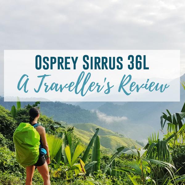 Osprey Sirrus 36L