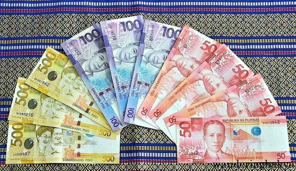 Philippine bills for the wallet of those who want to have a prosperous year