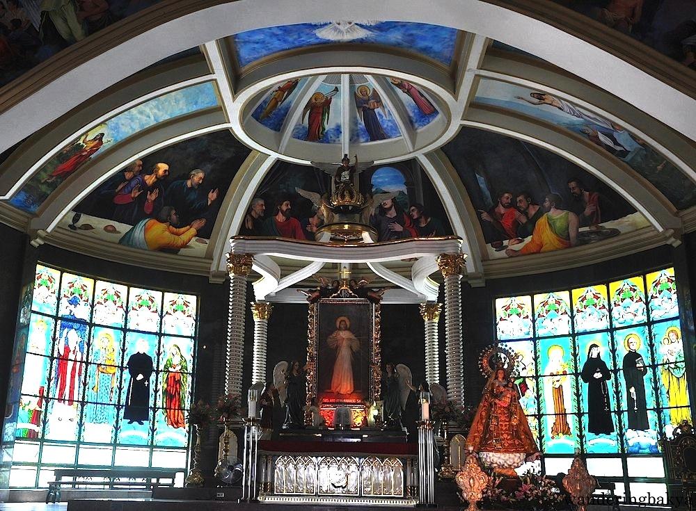 how to go to shrine of divine mercy marilao bulacan