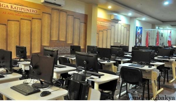 E-Learning Classroom of Museo ng Katipunan