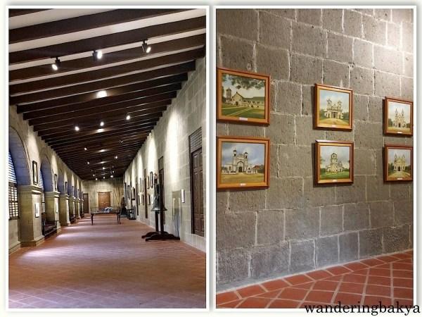 First floor hallways