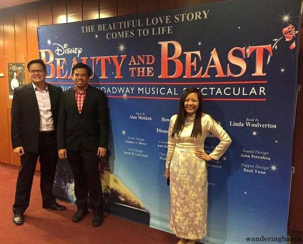 With Jun and John