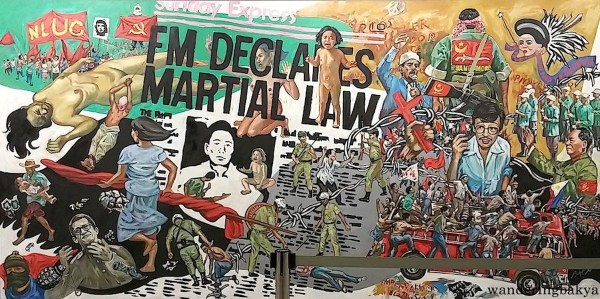 Martial Law in the Philippines by Adi Baen-Santos