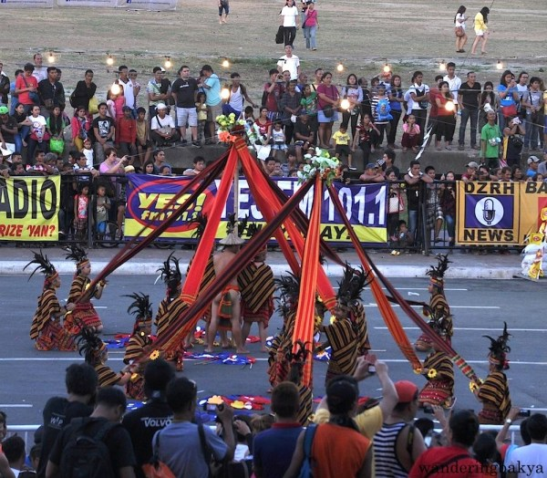Penagbenga Festival of Baguio City. They have one of the smallest contingents in the competition, but they gave their all during their number.