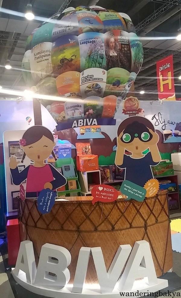 Abiva, the publisher of our Prisma books. :)