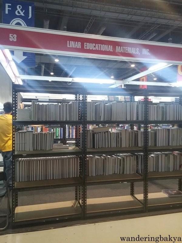 Linar Educational Materials, Inc. at The 36th MIBF.