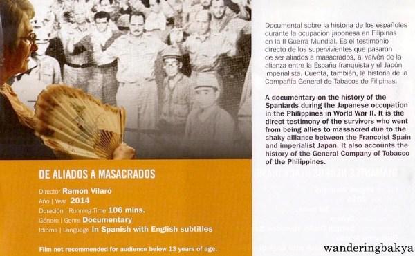Summary and other details of De Aliados de Masacrados by Ramon Vilaró