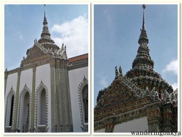 Phra Viharn Yod at Wat Phra Kaew