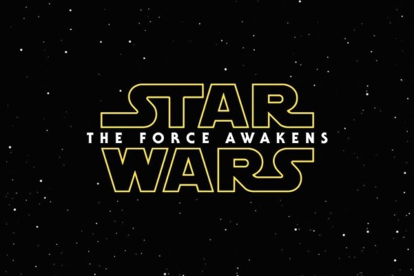 Star Wars: The Force Awakens promotional poster. Photo from theverge,com