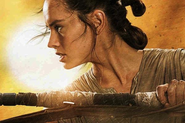 Star Wars: The Force Awakens' Rey (Daisy Ridley). Photo from vanityfair.com