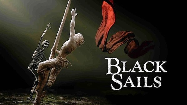 Starz' Black Sails Season 2 poster. Photo from wallpaperspal.com