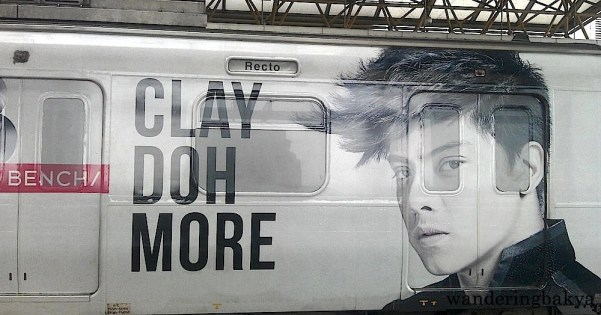 I am sure that this Bench Fix ad with Daniel Padilla's face makes many teenagers giddy.