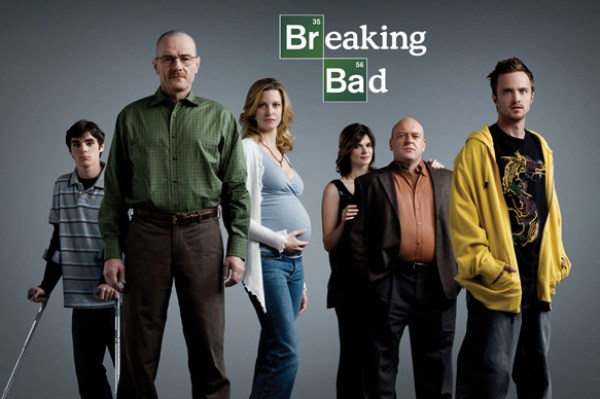 Breaking Bad Season 1. Photo from entertainmentlamode