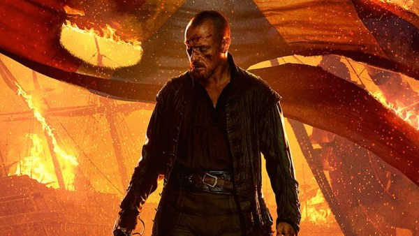 Black Sails Season 3's Captain James Flint (Toby Stephens). Photo from ign.com