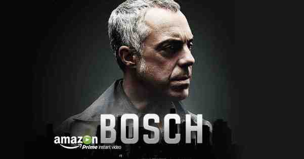 Poster of Amazon's Bosch. Photo from todaytvseries.com