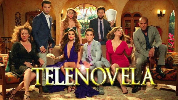The cast of NBC's Telenovela. Photo from zap2it.com