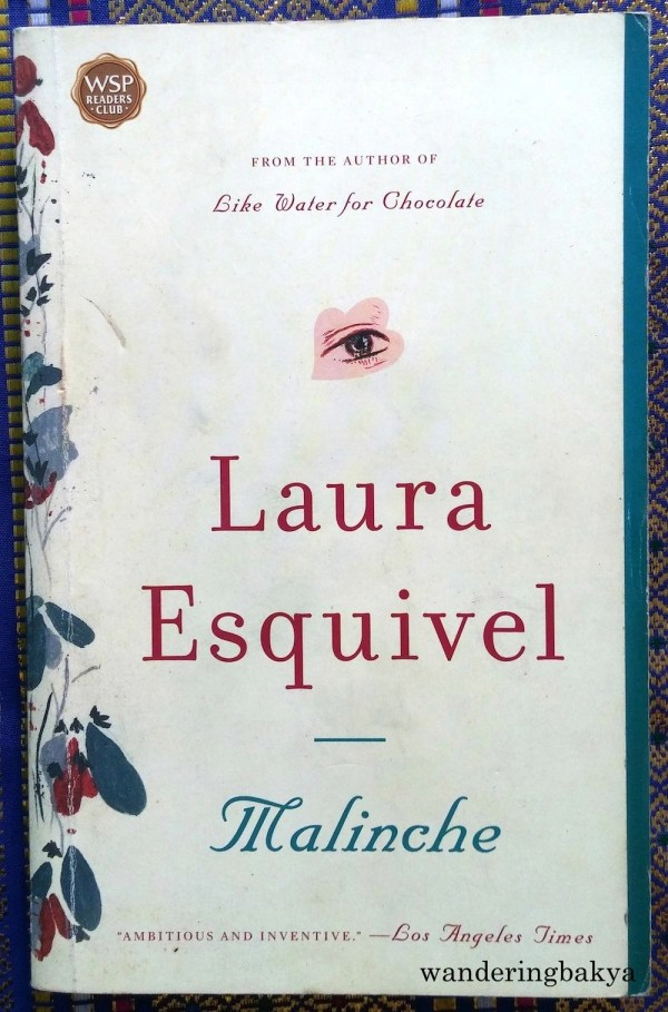 Malinche by Laura Esquivel. So technically, it is a Spanish book (hahaha). This is the last book I finished in 2015. It was not worth it.