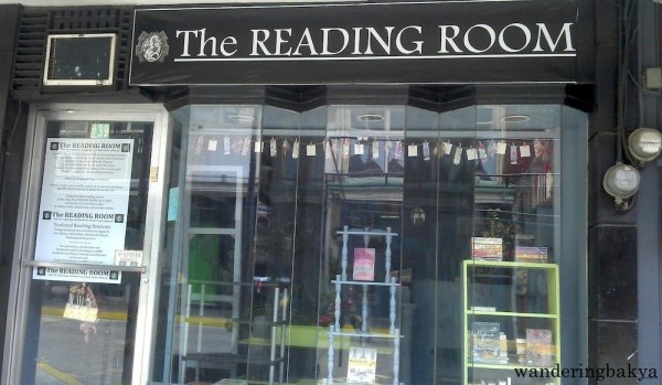 The Reading Room Cubao Expo
