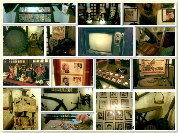 Vintage Filipino items ranging from household objects to clothes, games and movies.