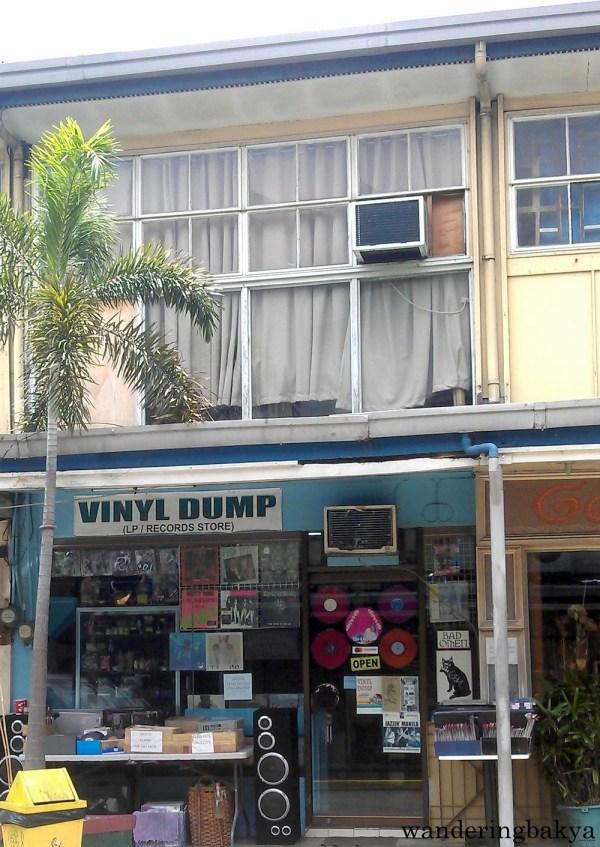 Vinyl Dump Cubao Expo
