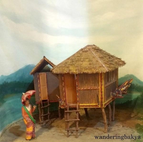 Maranao house