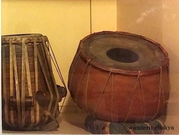 Indian musical instrument tabla