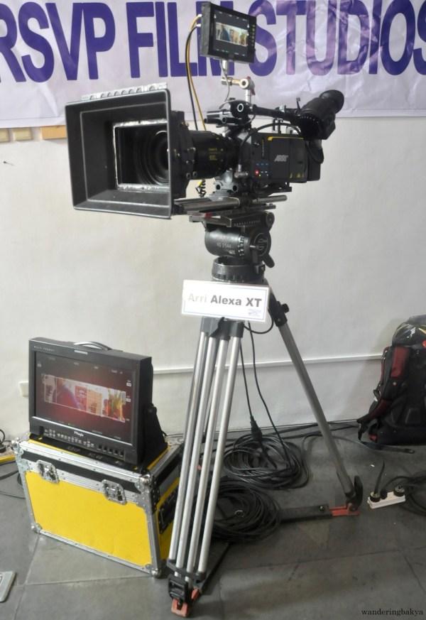 RSVP Film Studios' Arri Alexa XT