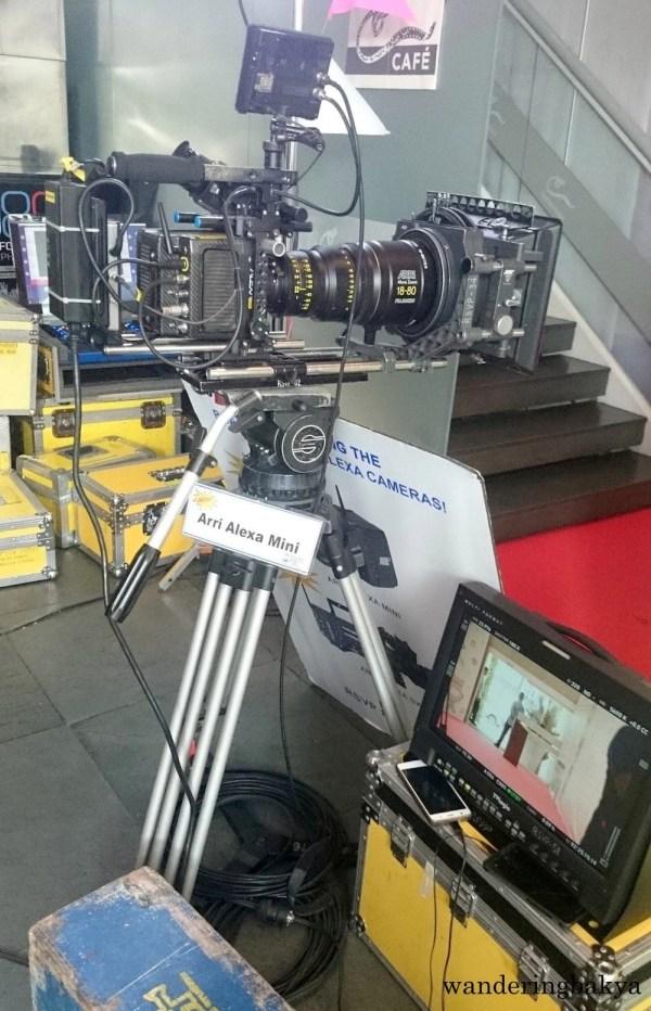 RSVP Film Studios' Arri Alexa Mini