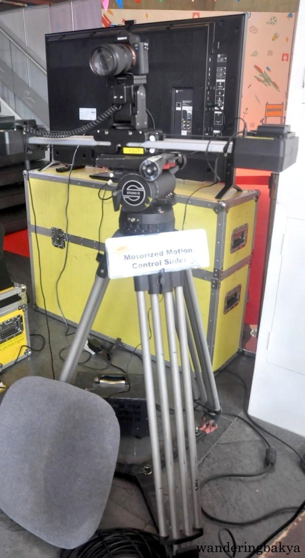 RSVP Film Studios' Motorized Motion Control Slider