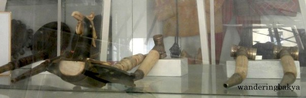 Tobacco Pipes from Southern Philippines