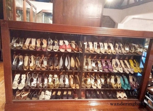 More shoes owned by Mrs. Imelda Marcos