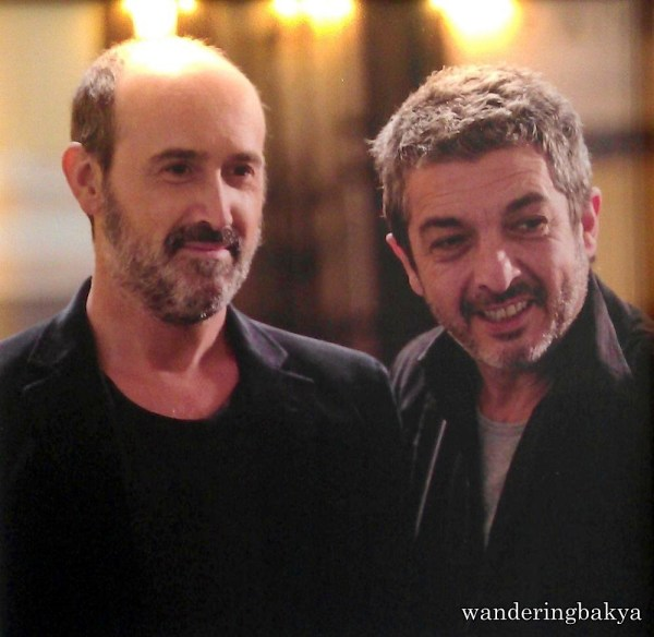 Poster of Truman by Cesc Gay, with Tomás (Javier Cámara) and Julián (Ricardo Darín)
