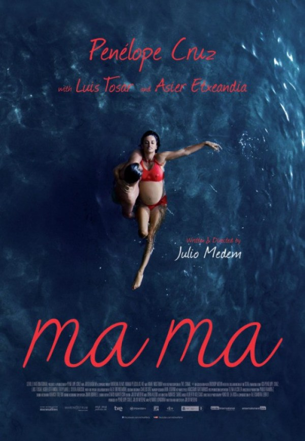 Poster of Julio Medem's Ma Ma starring Penélope Cruz, Luis Tosar and Asier Etxeandia