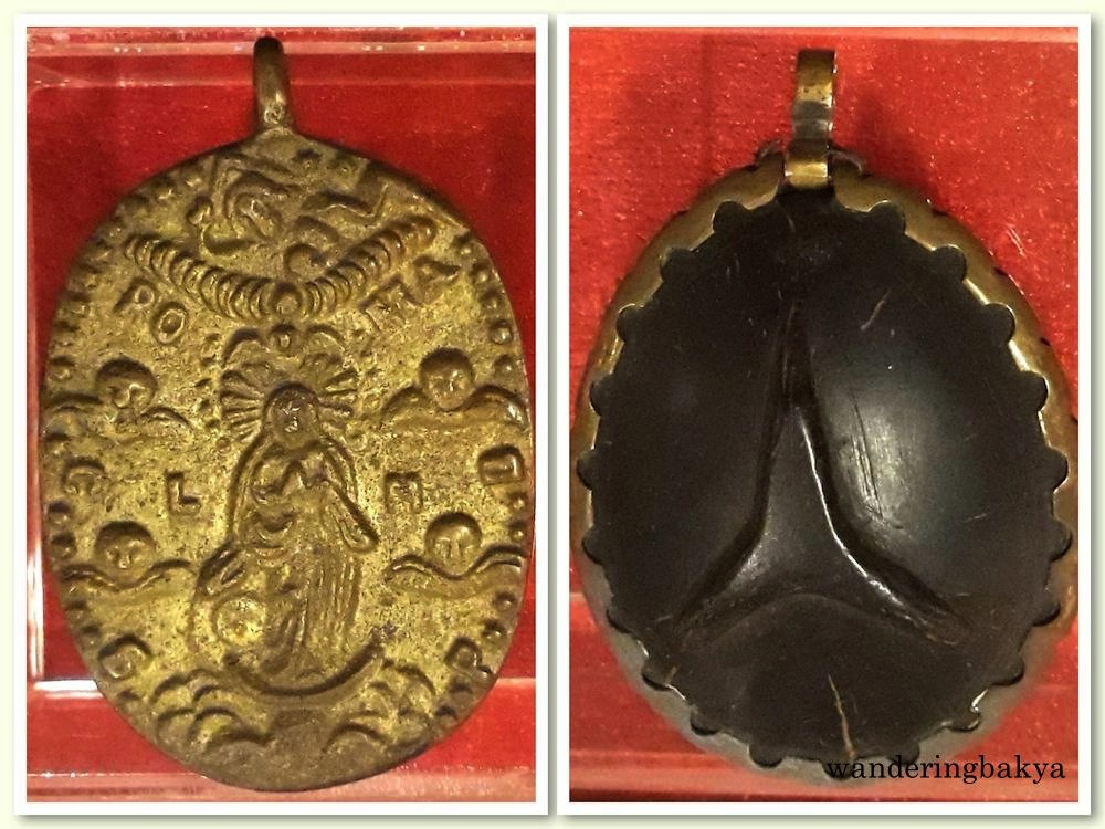 Anting – anting (Philippine Amulet) Collection of Museo ng Katipunan